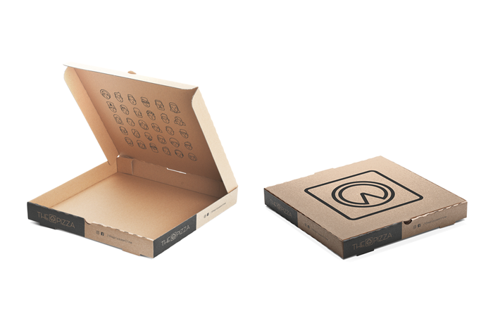 The Pizza - Material designs
